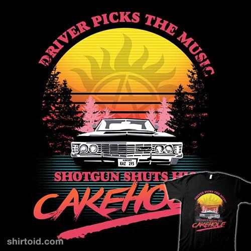 Cakehole