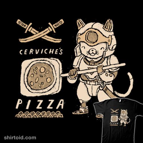 Cerviche's Pizza