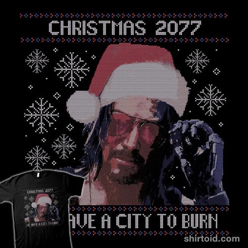 Christmas 2077