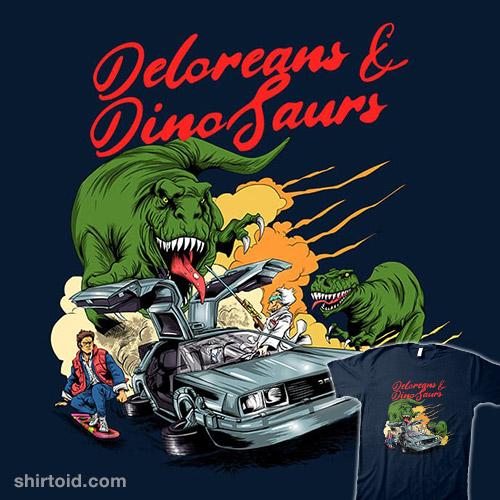 Deloreans & Dinosaurs