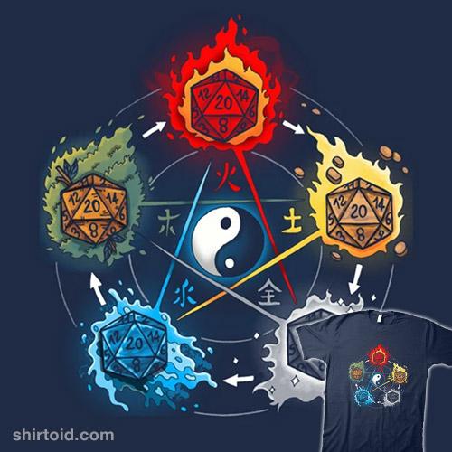 Dice Elements