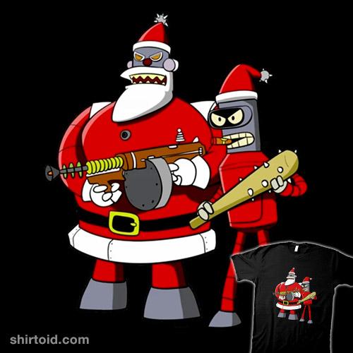 Future Christmas Pulp