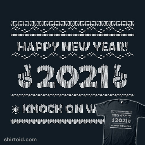 Happy New Year! (We Hope!)
