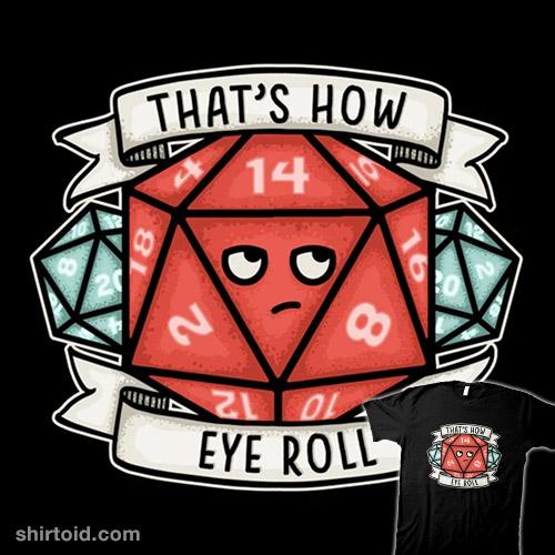 How Eye Roll