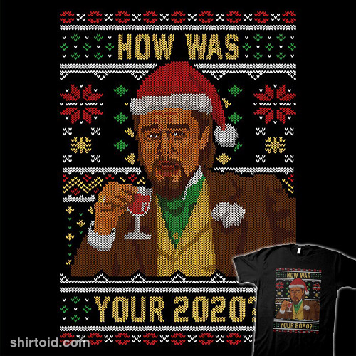 How Was Your 2020?