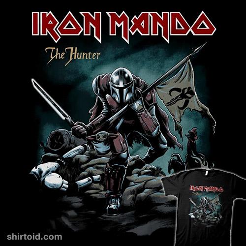 Iron Mando the Hunter