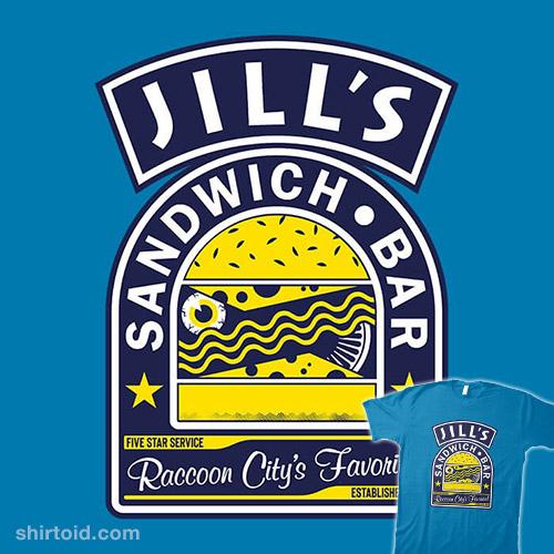 Jill's Sandwich Bar