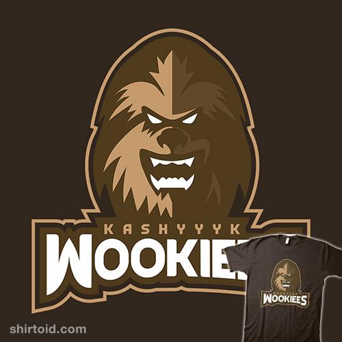 Kashyyyk Wookiees