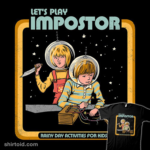 Let's Play Impostor