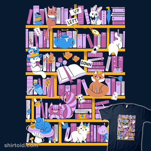 Library In Wonderland