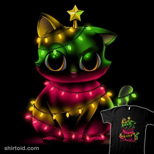 Meow Catmas Lights