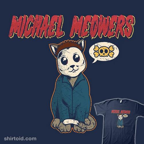Michael Meowers