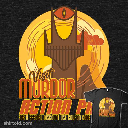 Mordor Action Park