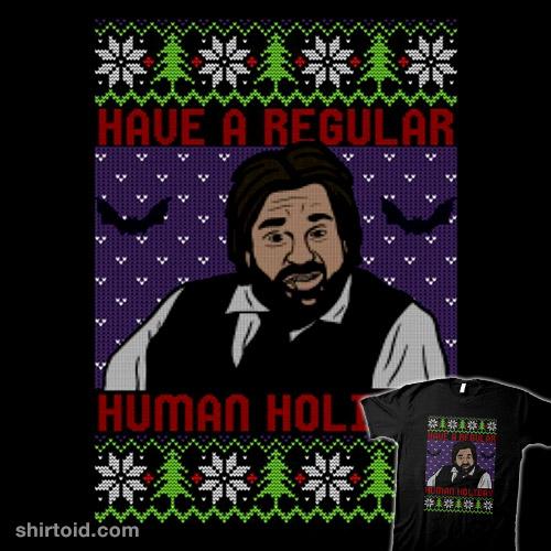 Regular Human Holiday
