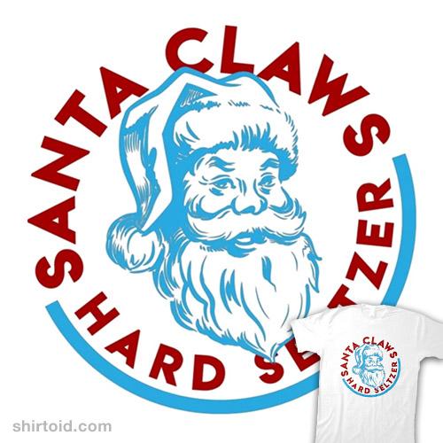 Santa Claws Seltzer
