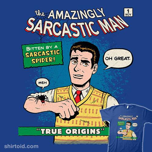 Sarcastic-Man