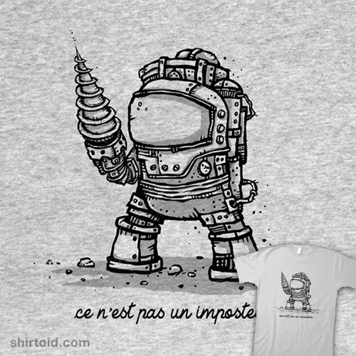 Steampunk Impostor