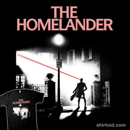 THE HOMELANDER