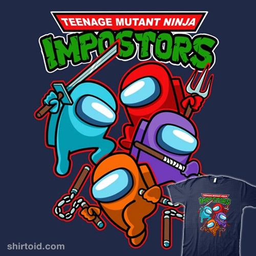 Mutant Ninja Impostors