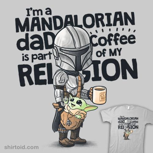 The ManDADlorian