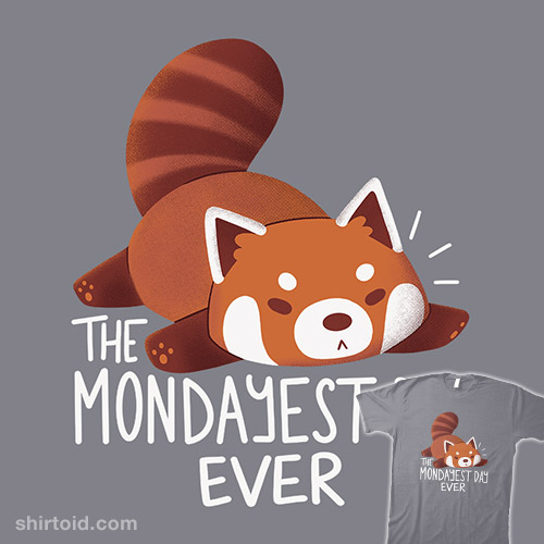 The Mondayest Day Ever