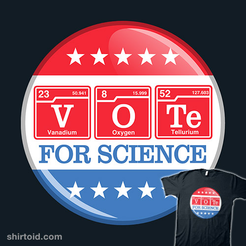 Voting for Science