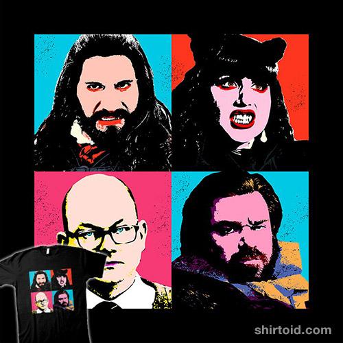 Warhol Vampires