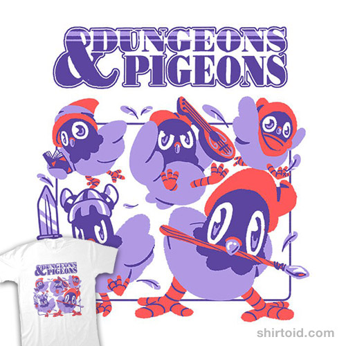 Dungeons & Pigeons