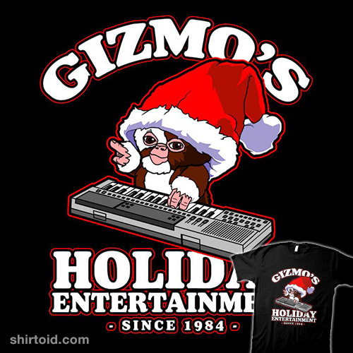 Gizmo's Holiday Entertainment '84