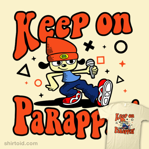 Keep on Parappin' v2