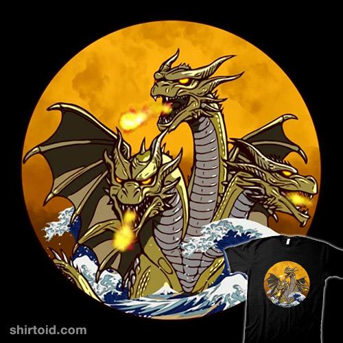 King of the Dragon