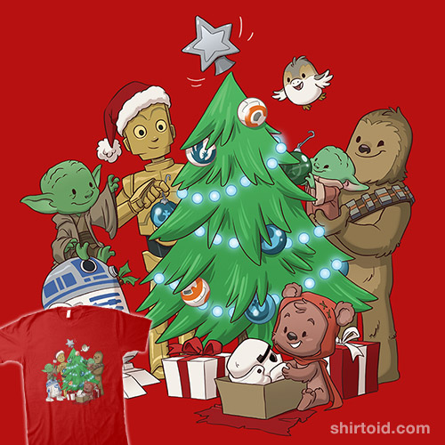 Light Side of the Tree