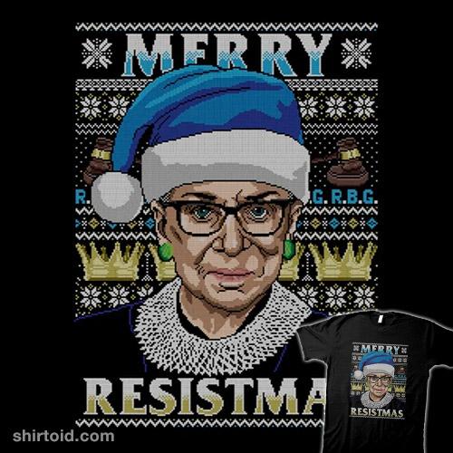 Merry Resistmas