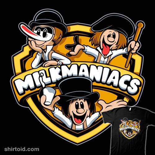 Milkmaniacs
