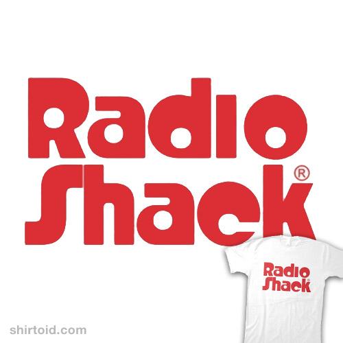RadioShack Retro Stacked Logo