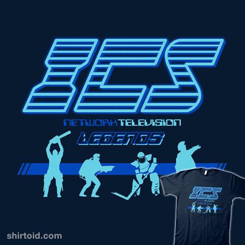 Running Man ICS Legends