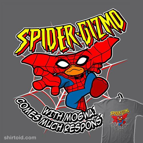 Spider-Gizmo