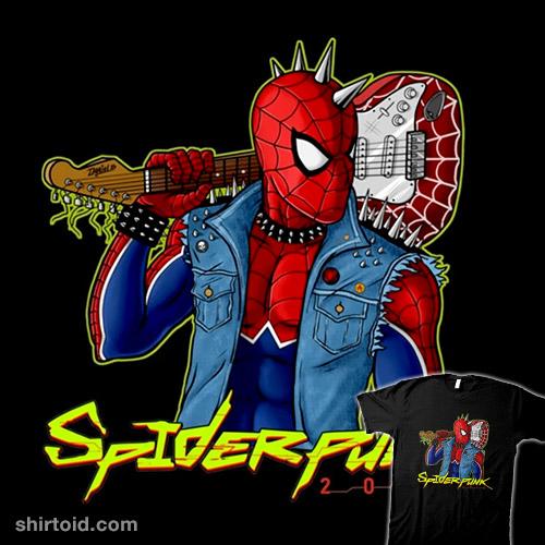 SpiderPunk 2015