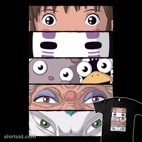 Spirited Eyes