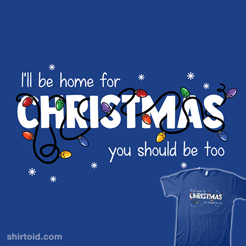 Stay Home for Christmas