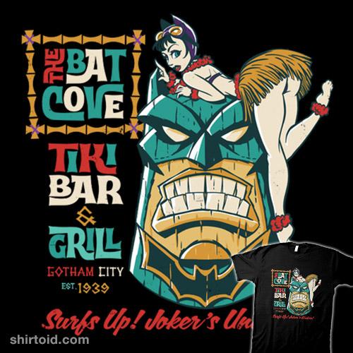 The Bat Cove Tiki Bar