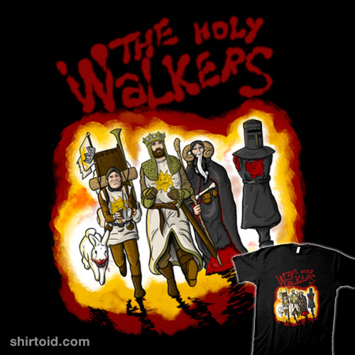 The Holy Walkers