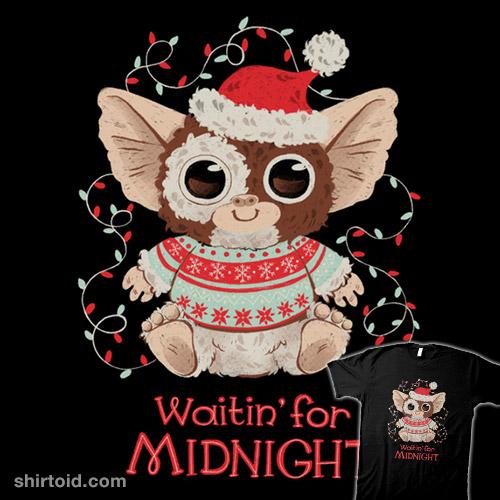 Waitin' for Midnight!