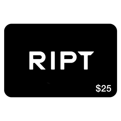 RIPT Apparel Gift Cards