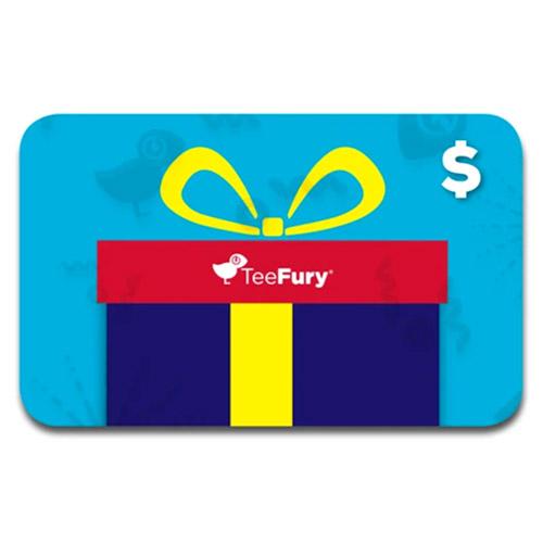 TeeFury Gift Cards