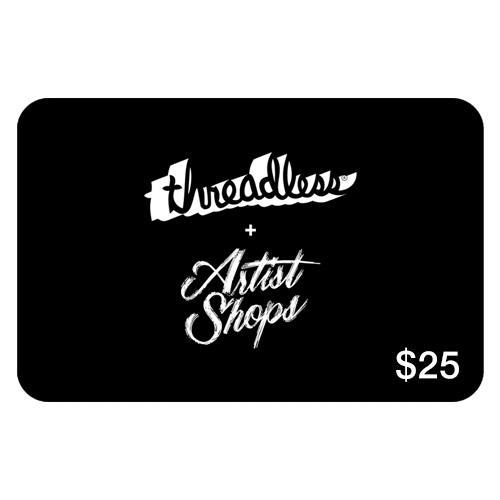 Threadless Gift Cards