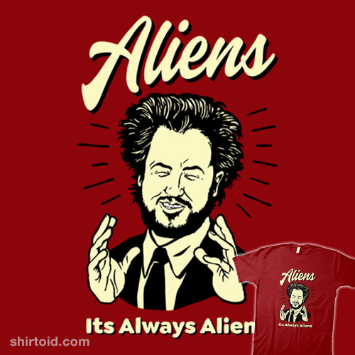 Always Aliens