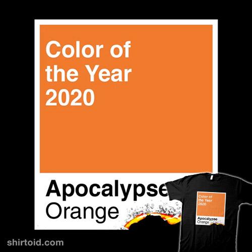 Apocalypse Orange