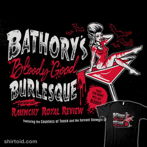 Bloody Good Burlesque