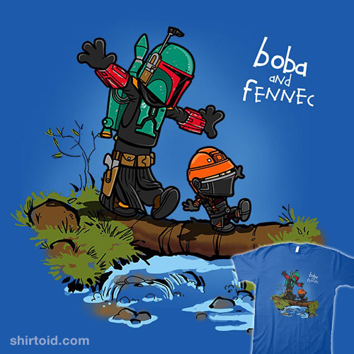 Boba and Fennec